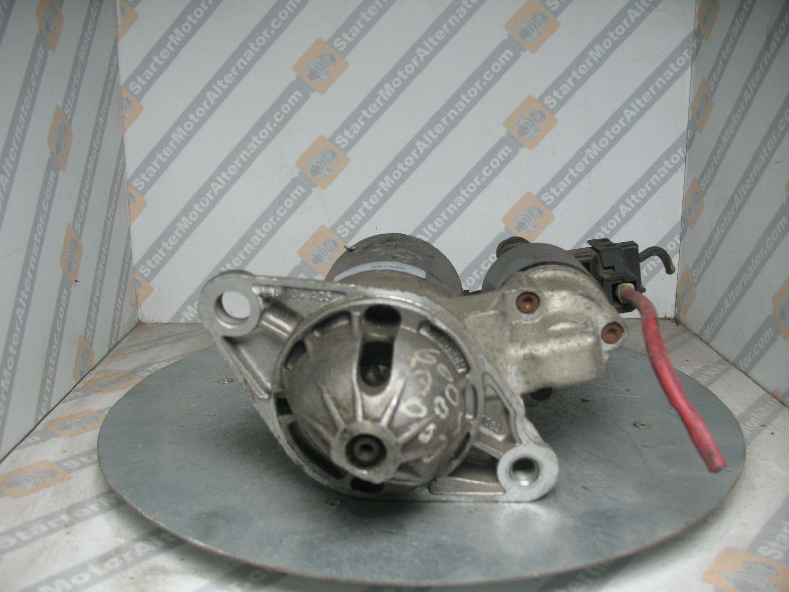 XIY1636 Starter Motor For Chrysler