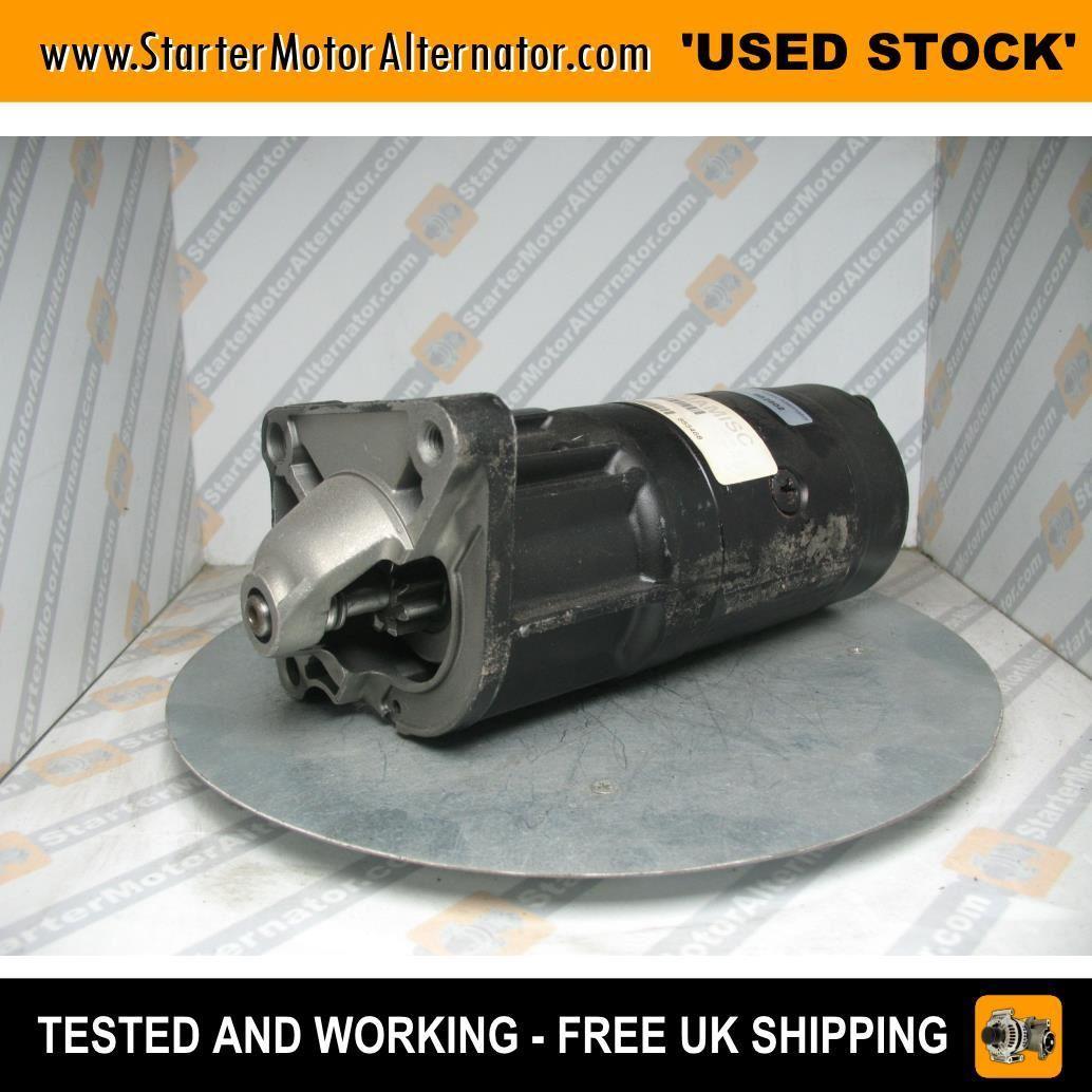 XIS1242 Starter Motor For Renault