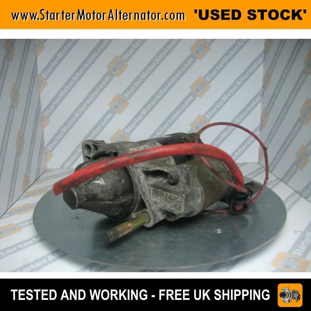 XIY1658 Starter Motor For Hyundai / Kia