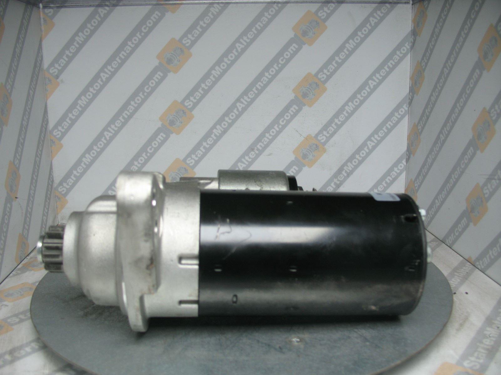 XIU1293 Starter Motor For Audi / Seat / Skoda / Volkswagen
