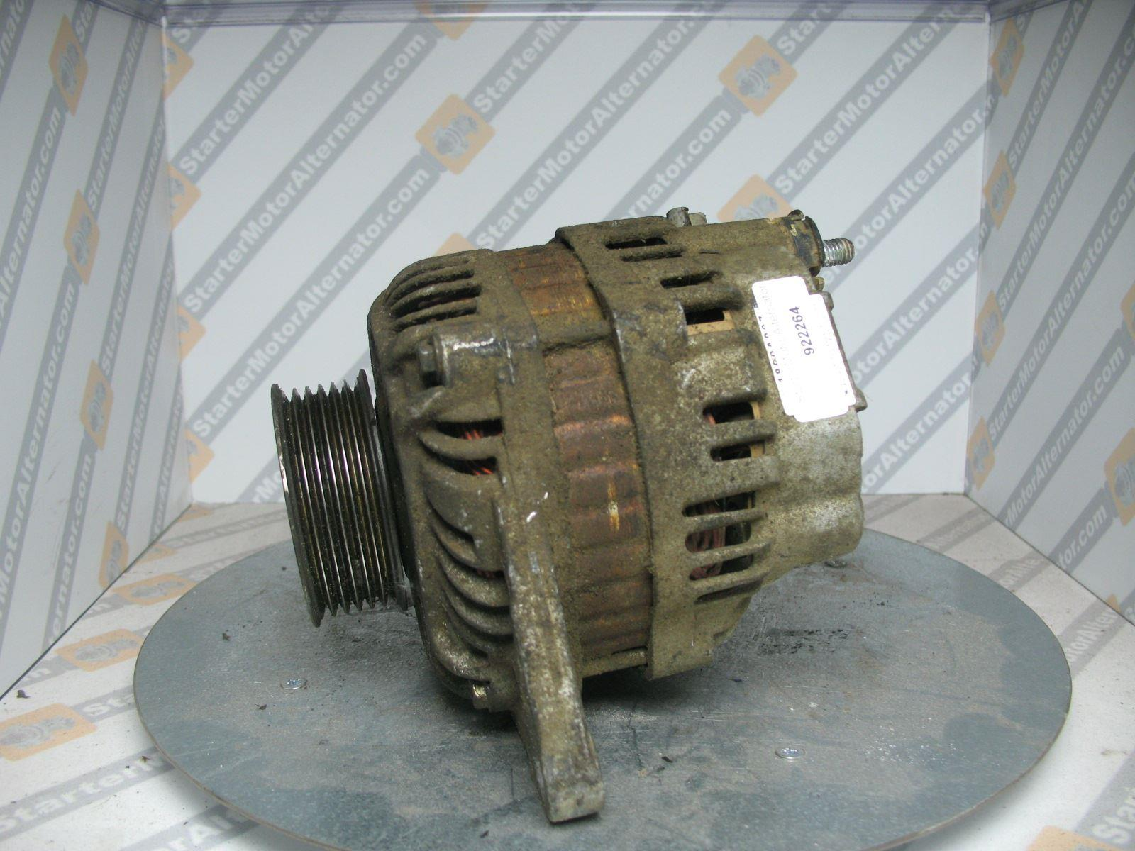 XIK3337 Alternator For Mitsubishi