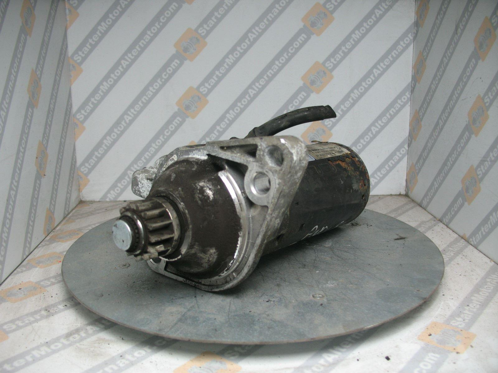 XIY2345 Starter Motor For Audi / Seat / Skoda / Volkswagen
