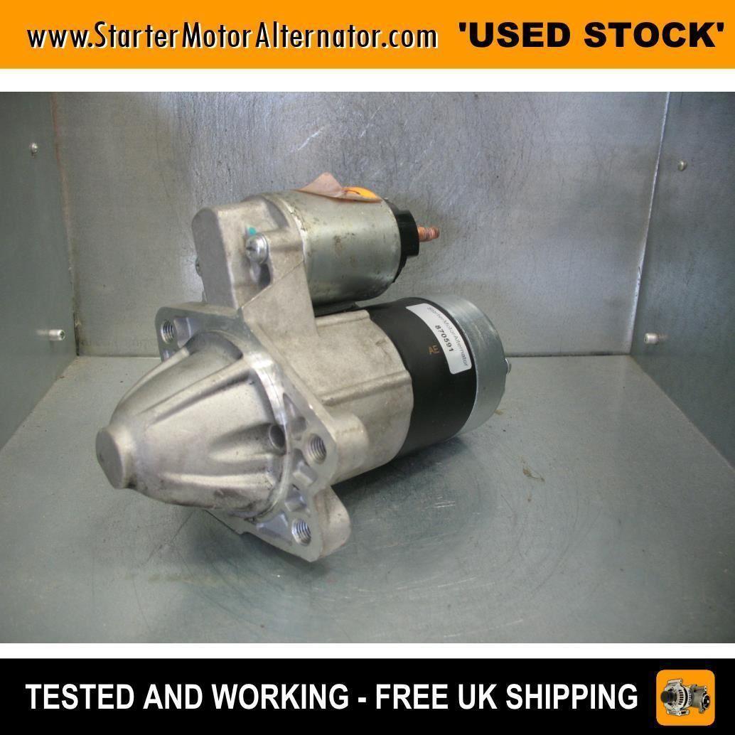 XIY2574 Starter Motor For Mazda