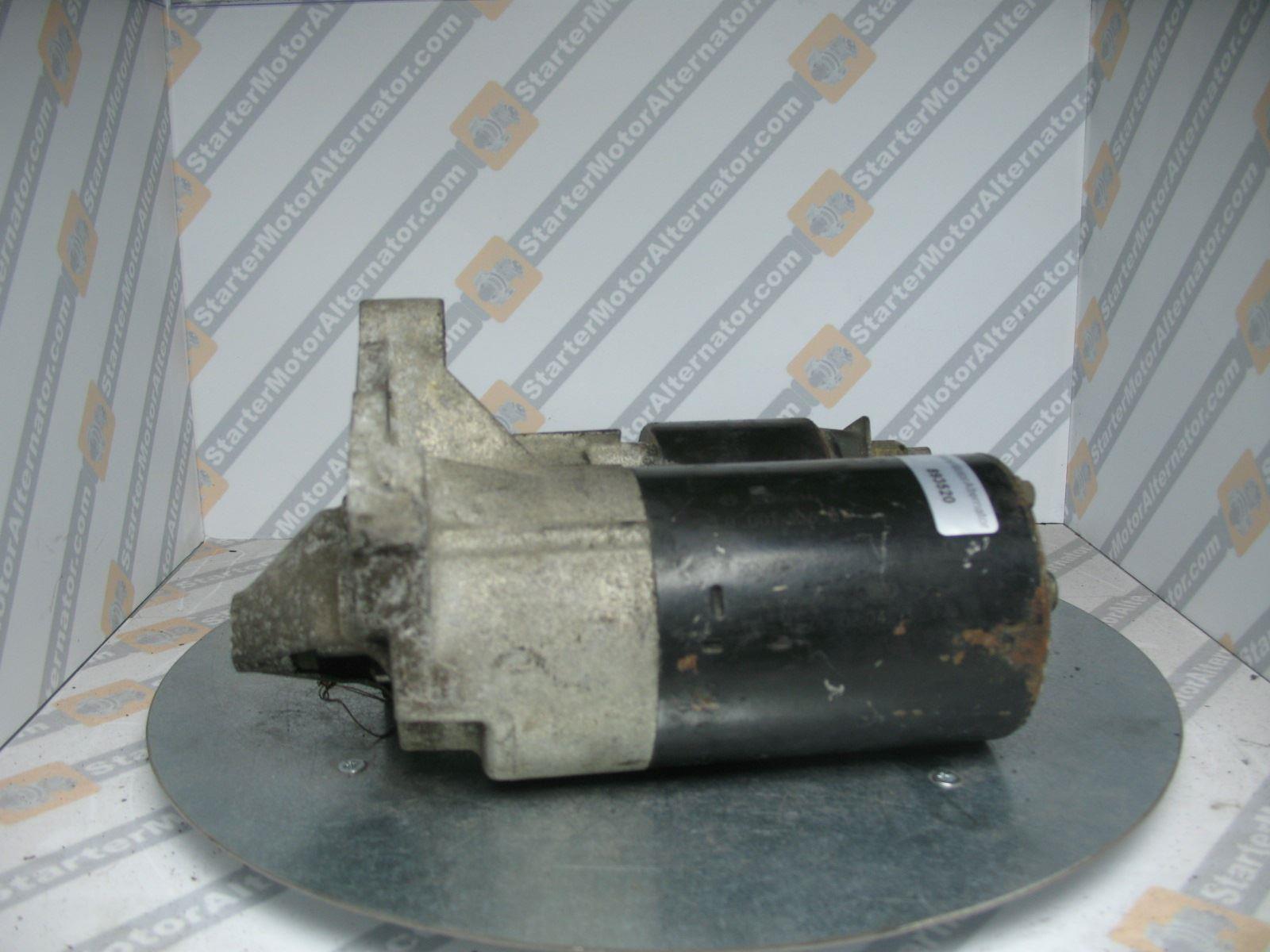 XIS2235 Starter Motor For Renault