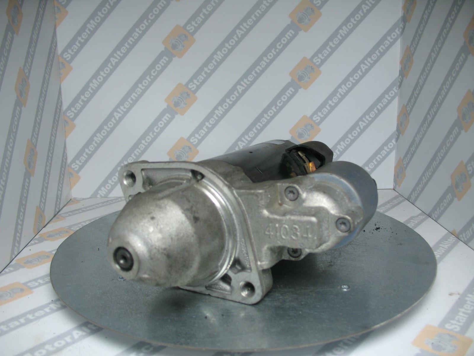 XIY2602 Starter Motor For Mercedes Benz