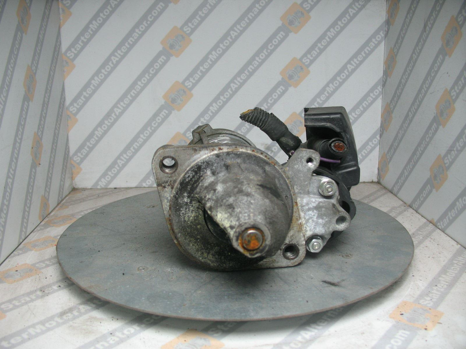 XIY2754 Starter Motor For Mercedes Benz