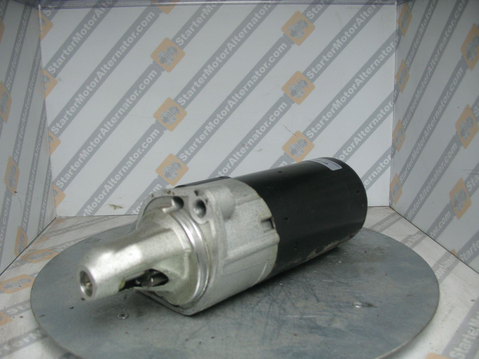 XIU1072 Starter Motor For Chrysler / Maybach / Mercedes Benz