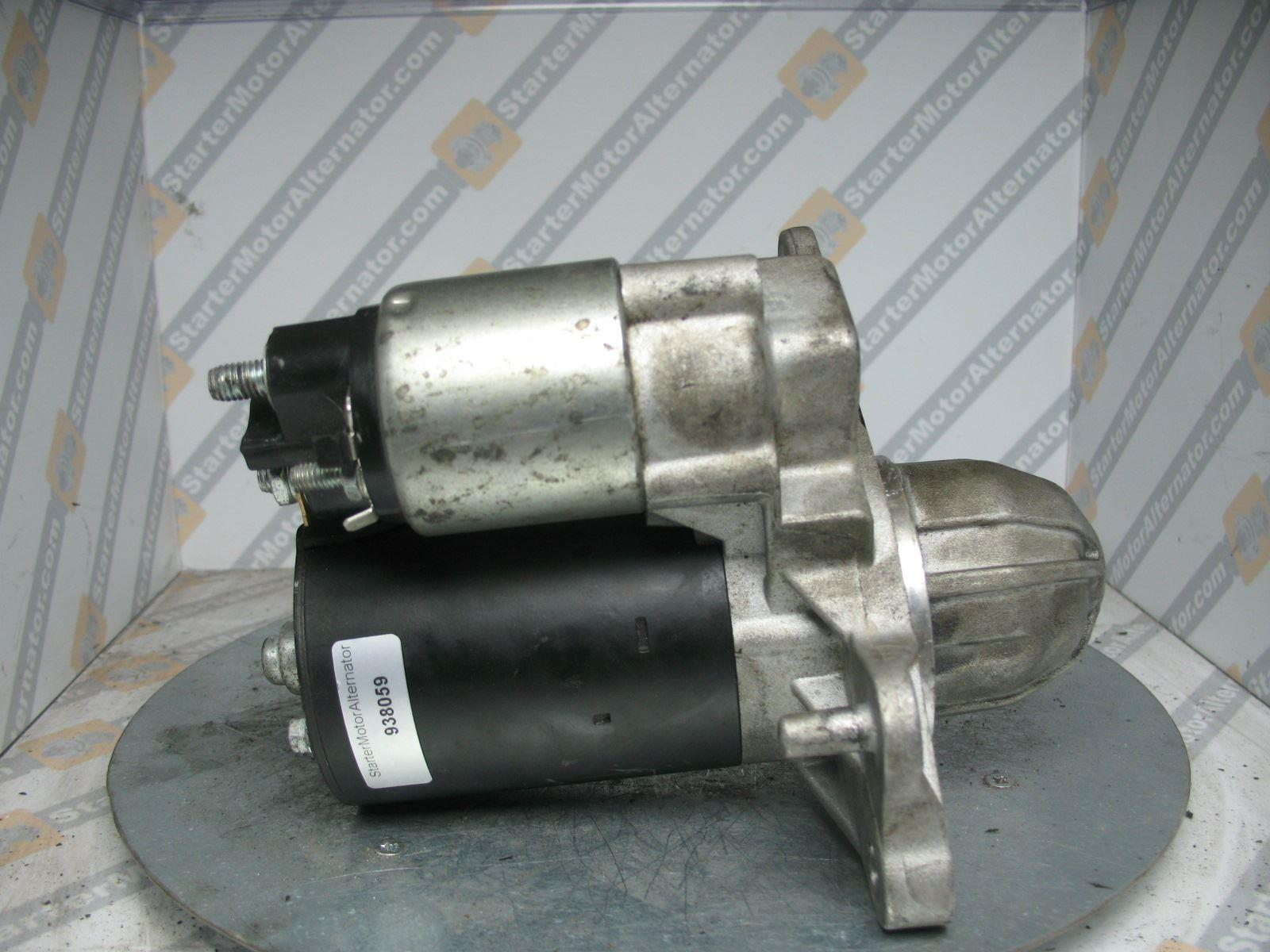 XIS2234 Starter Motor For Mini