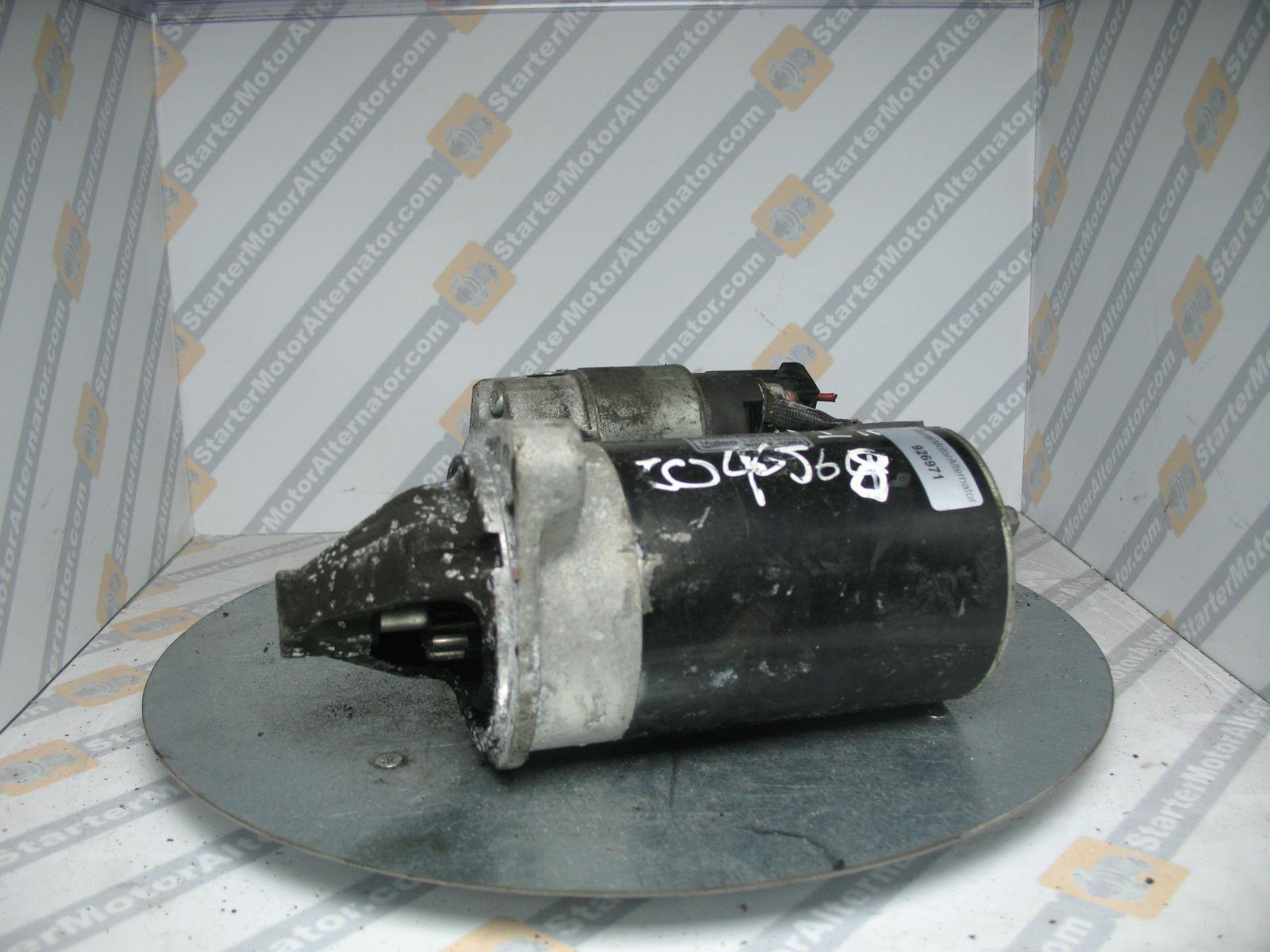 XIY3899 Starter Motor For Hyundai / Kia