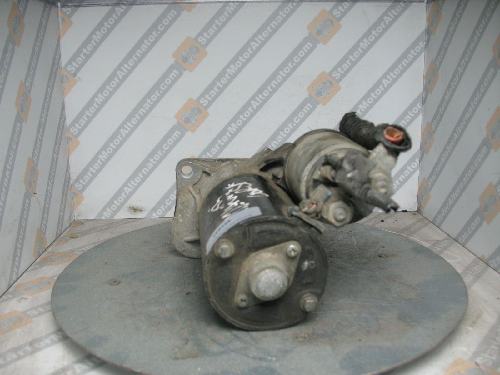 XIY2502 Starter Motor For Chevrolet / Opel / Vauxhall