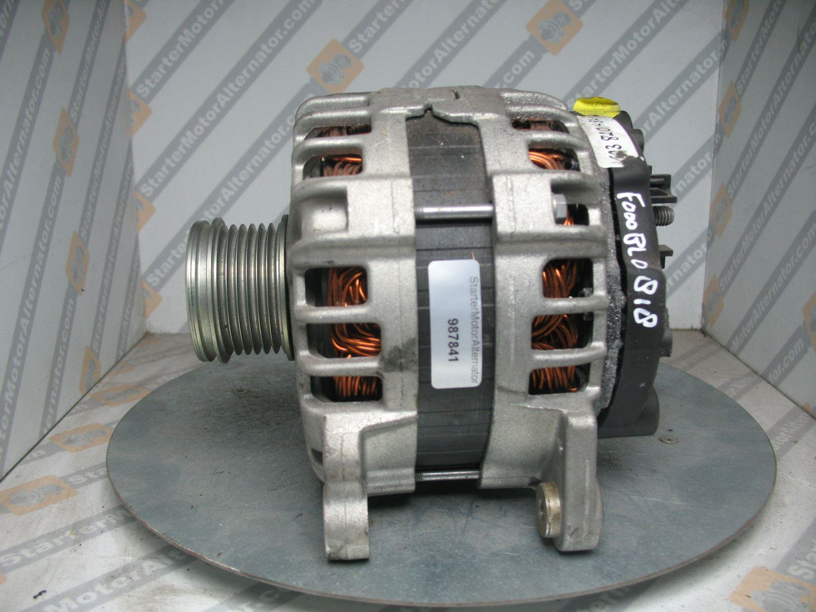 XIK3703 Alternator For Audi / Seat / Skoda / Volkswagen
