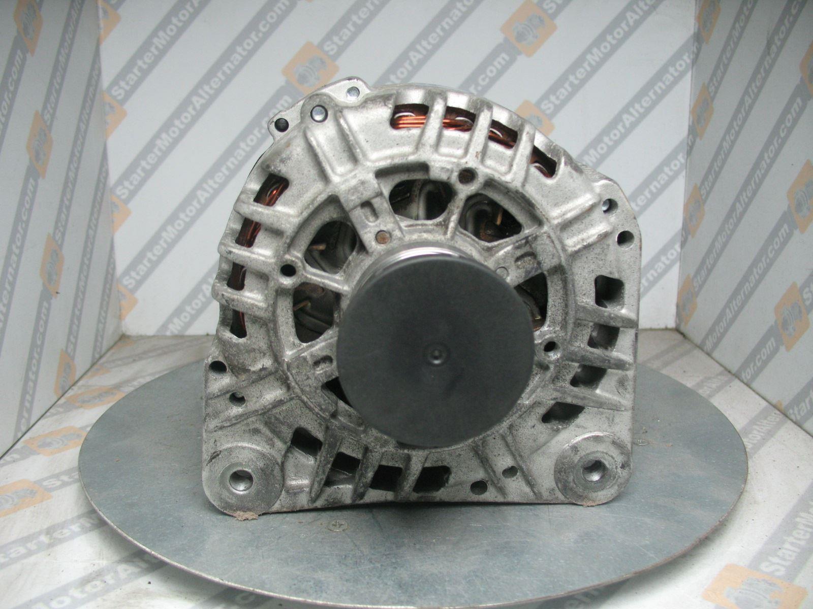 XIC1645 Alternator For Nissan / Opel / Renault / Vauxhall / Volvo