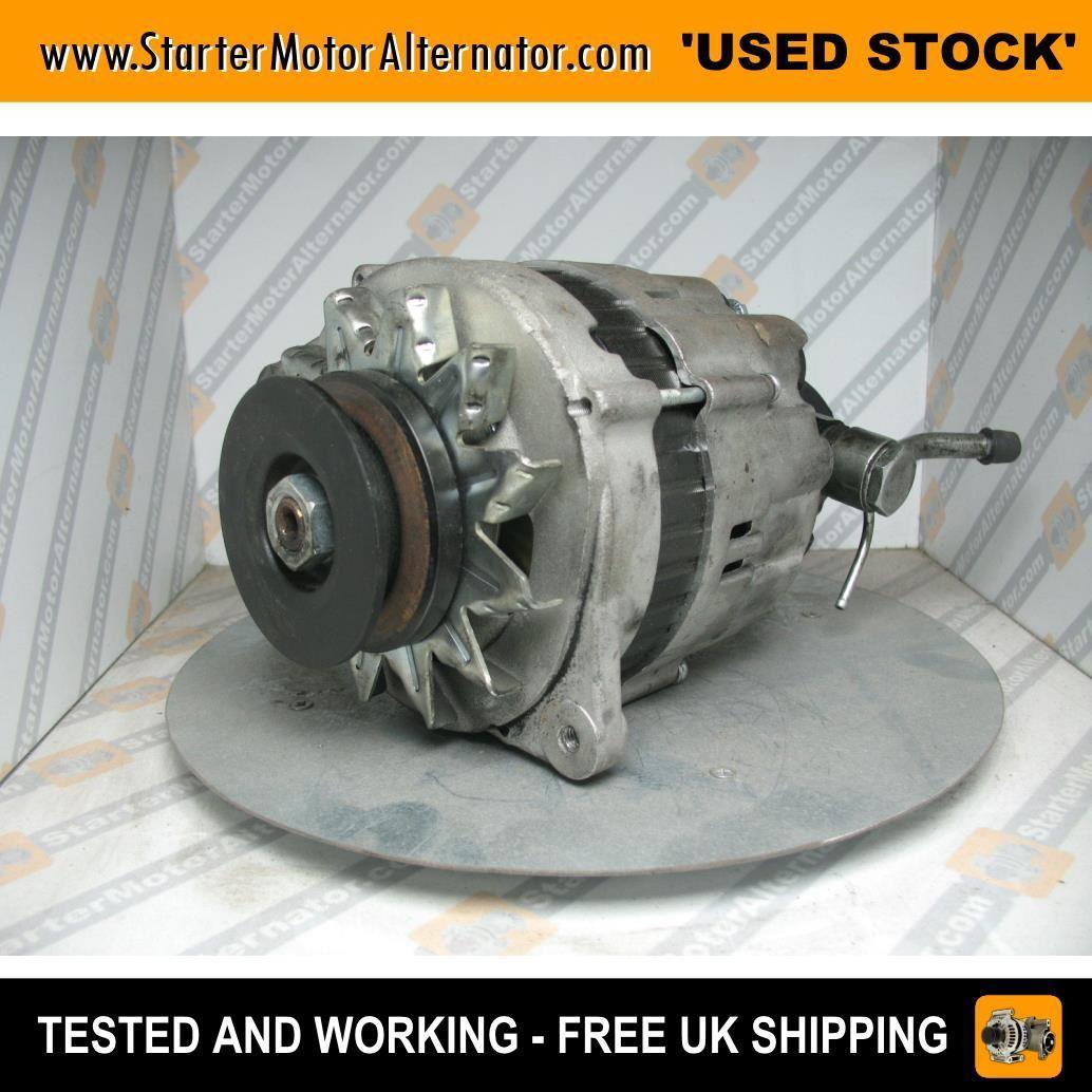XIA2262 Alternator For Isuzu / Opel / Vauxhall