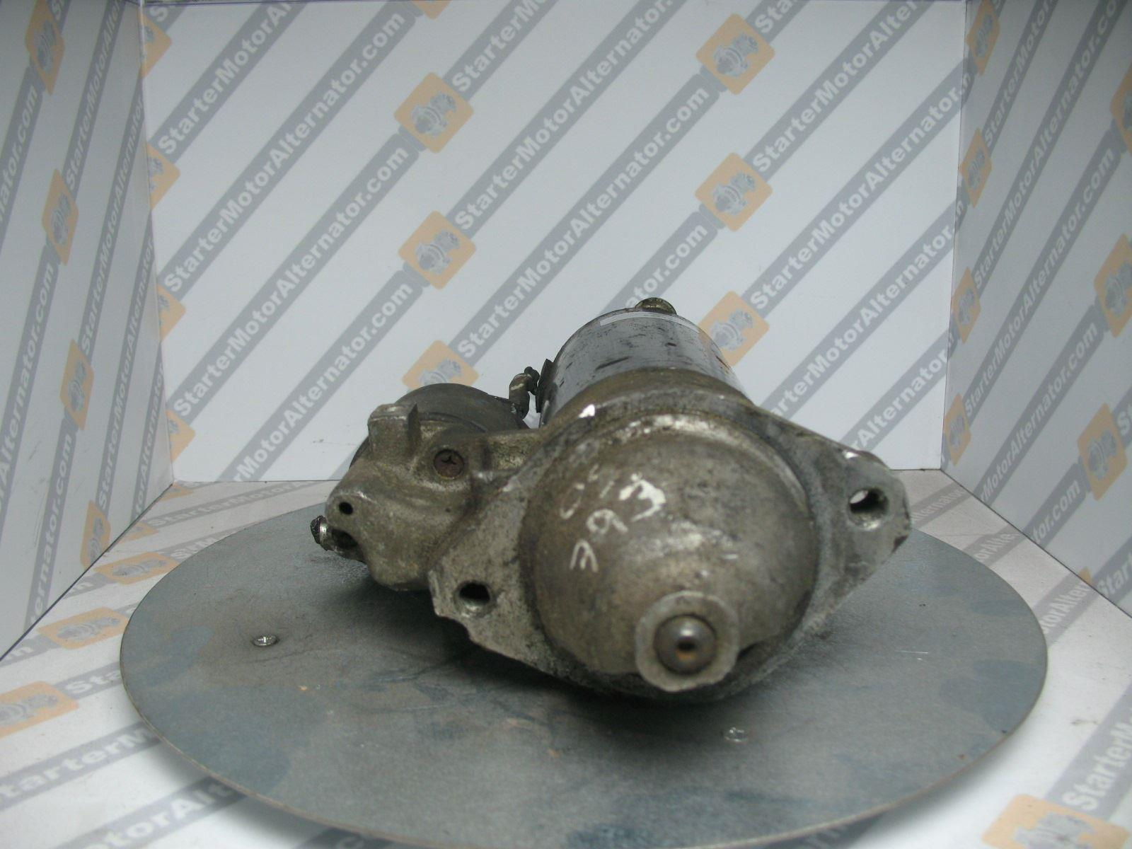 XIS2227 Starter Motor For BMW
