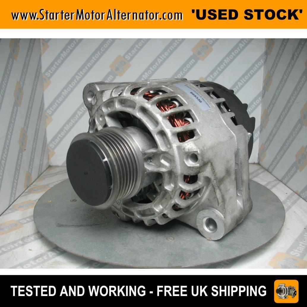 XIK2808 Alternator For Alfa Romeo / Fiat / Opel / Suzuki / Vauxhall