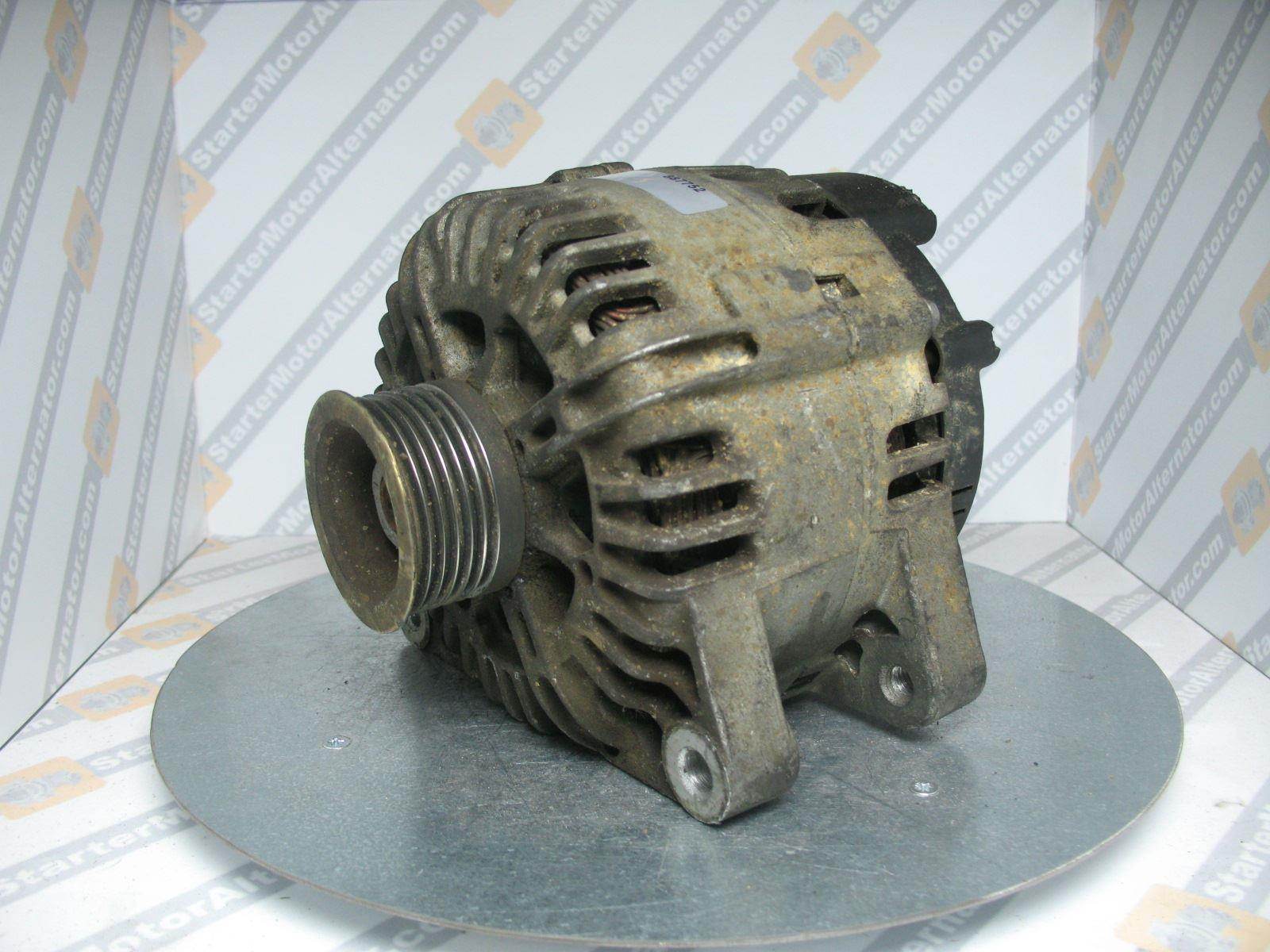 XIC1674 Alternator For Citroen / Peugeot / Toyota
