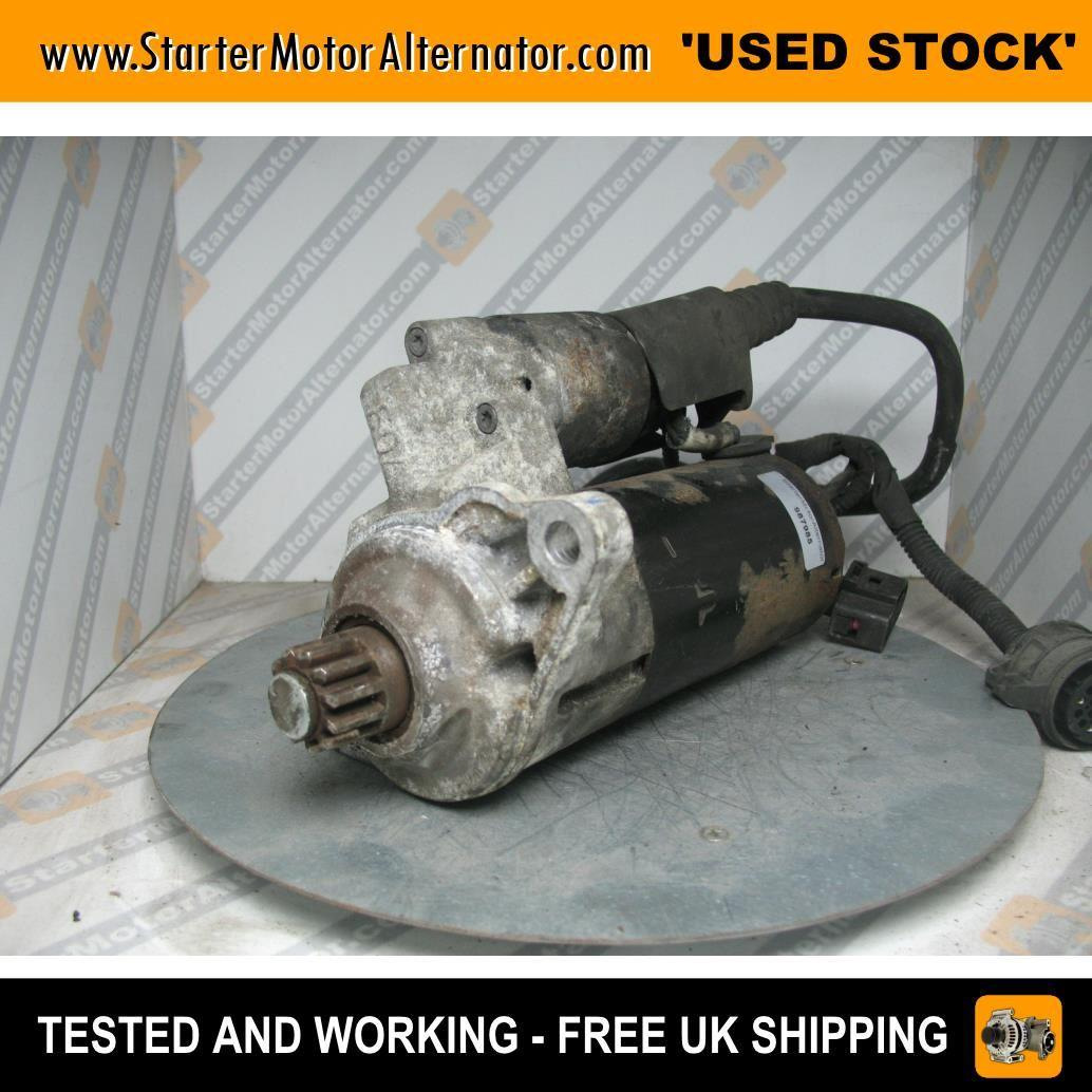 XIY2464 Starter Motor For Audi / Seat / Skoda / Volkswagen