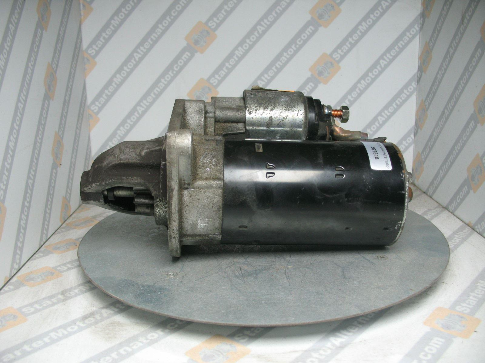 XIU1203 Starter Motor For Iveco