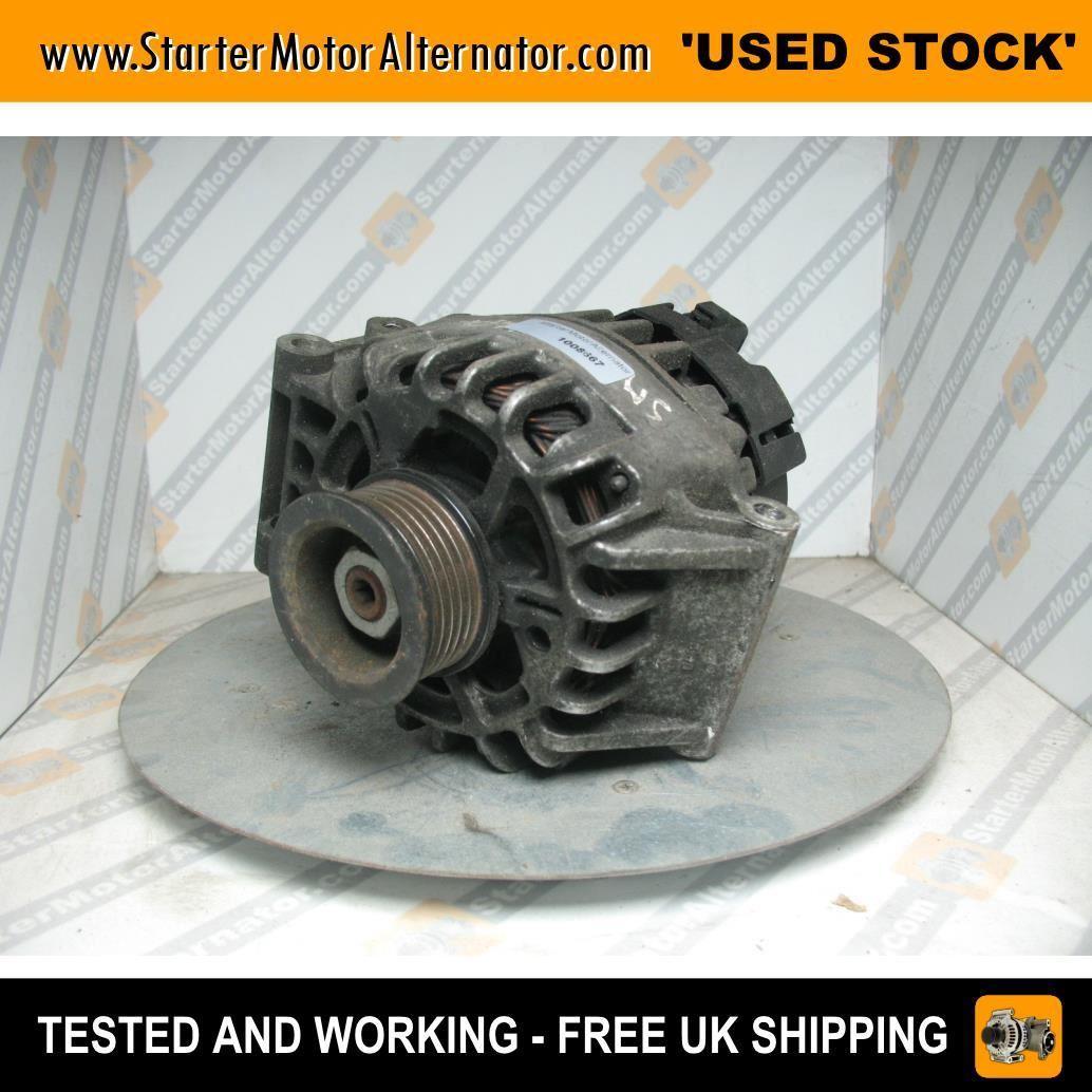 XIA3297 Alternator For Renault