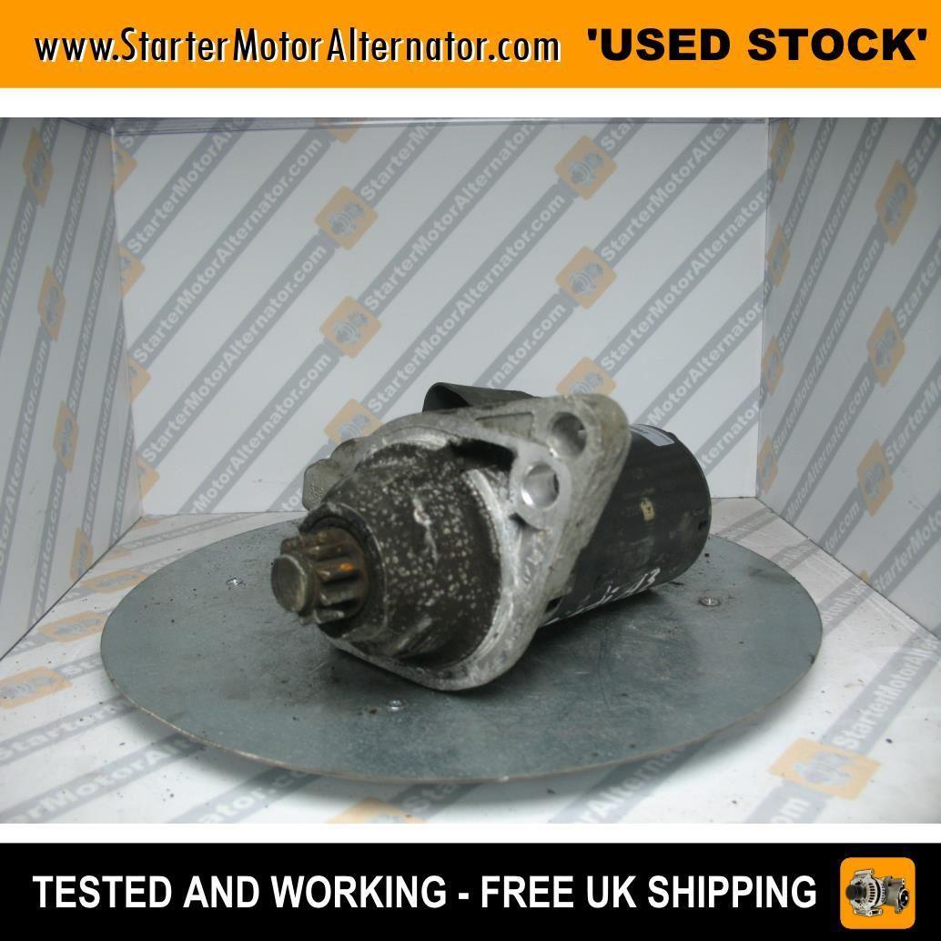 XIU1294 Starter Motor For Audi / Seat / Skoda / Volkswagen