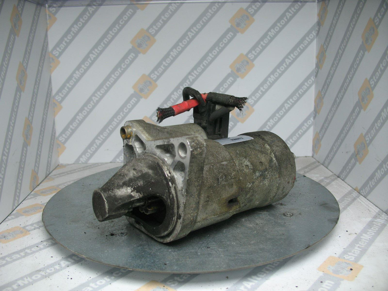 XIY1726 Starter Motor For Abarth / Alfa Romeo / Chrysler / Fiat / Ford