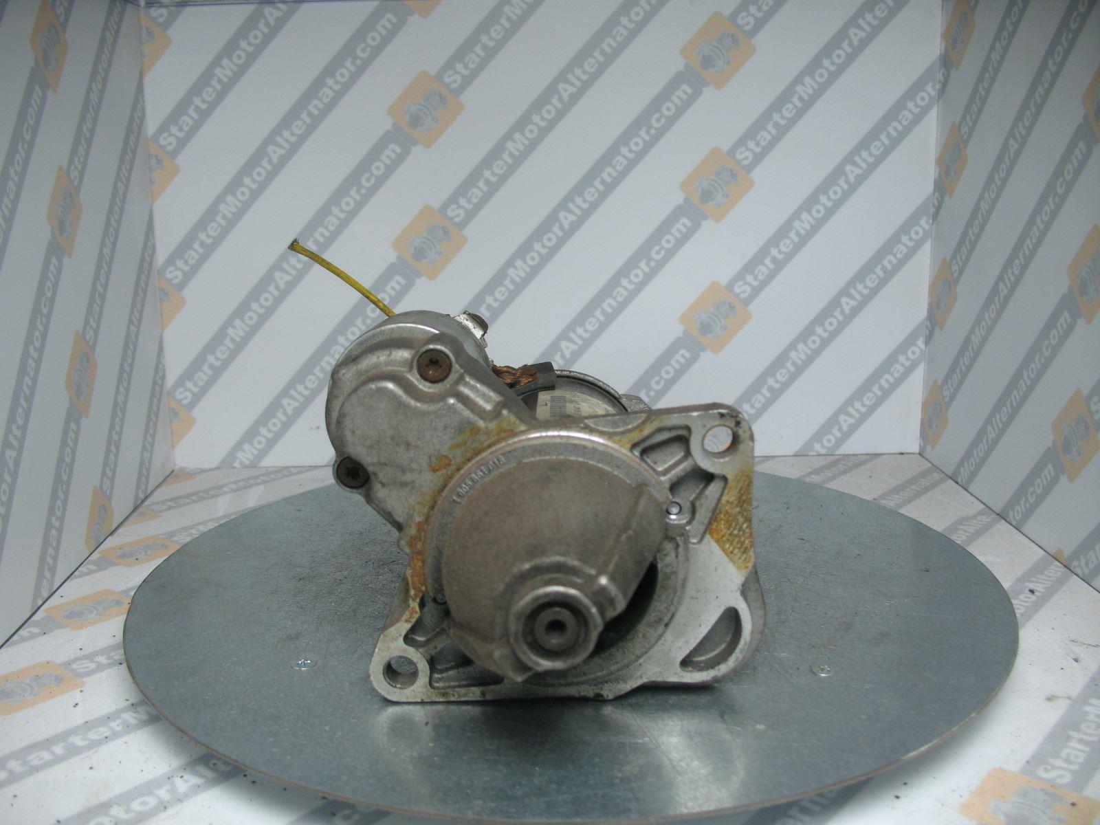 XIX1226 Starter Motor For Chevrolet / Opel / Vauxhall