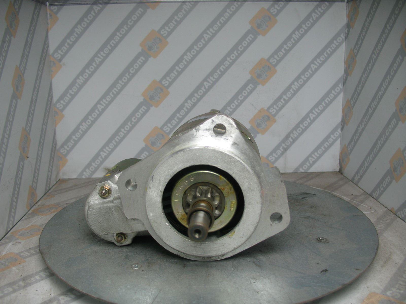 XIS2106 Starter Motor For Audi / Volkswagen