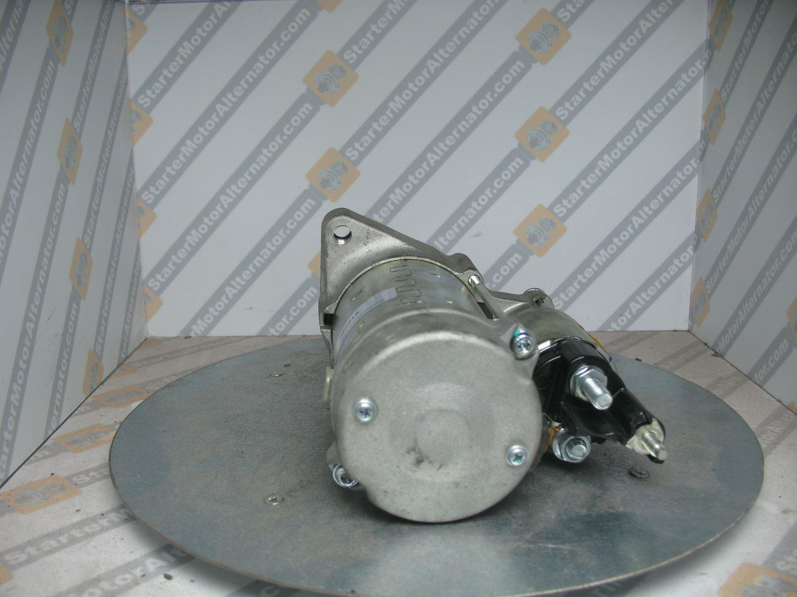 XIY2487 Starter Motor For Mercedes Benz