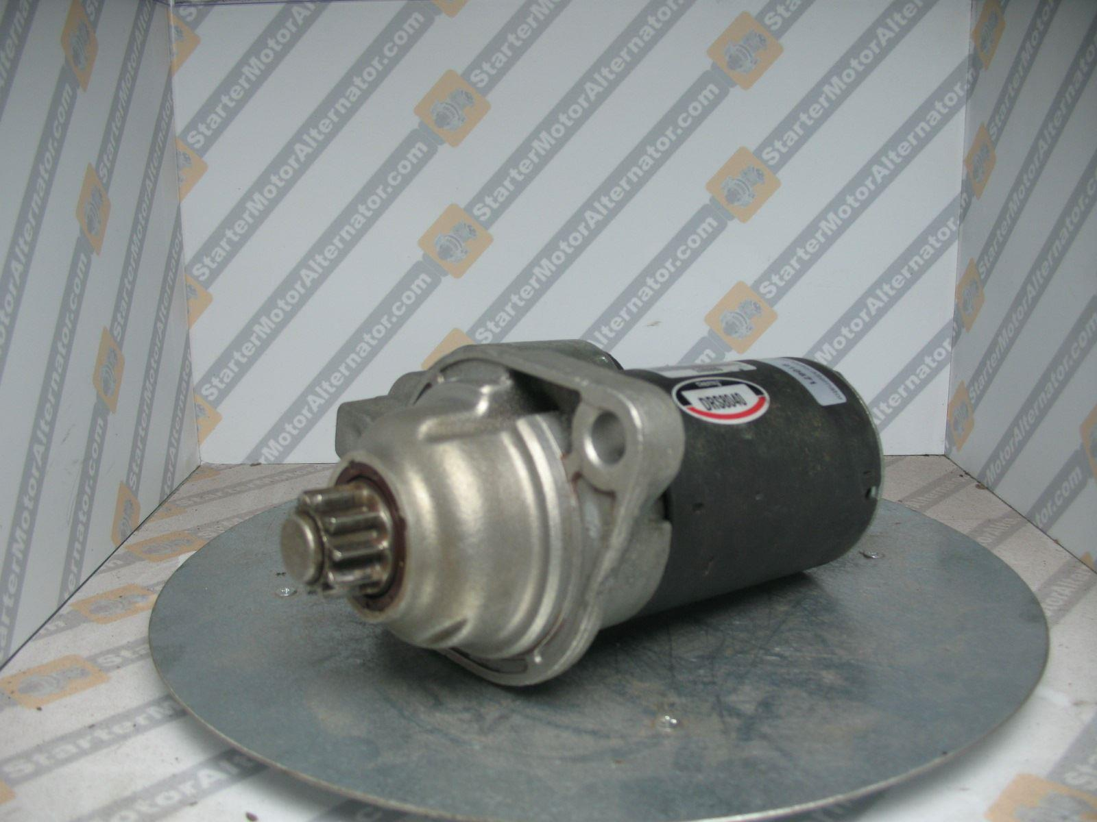 XIS1278 Starter Motor For Audi / Ford / Seat / Skoda / Volkswagen
