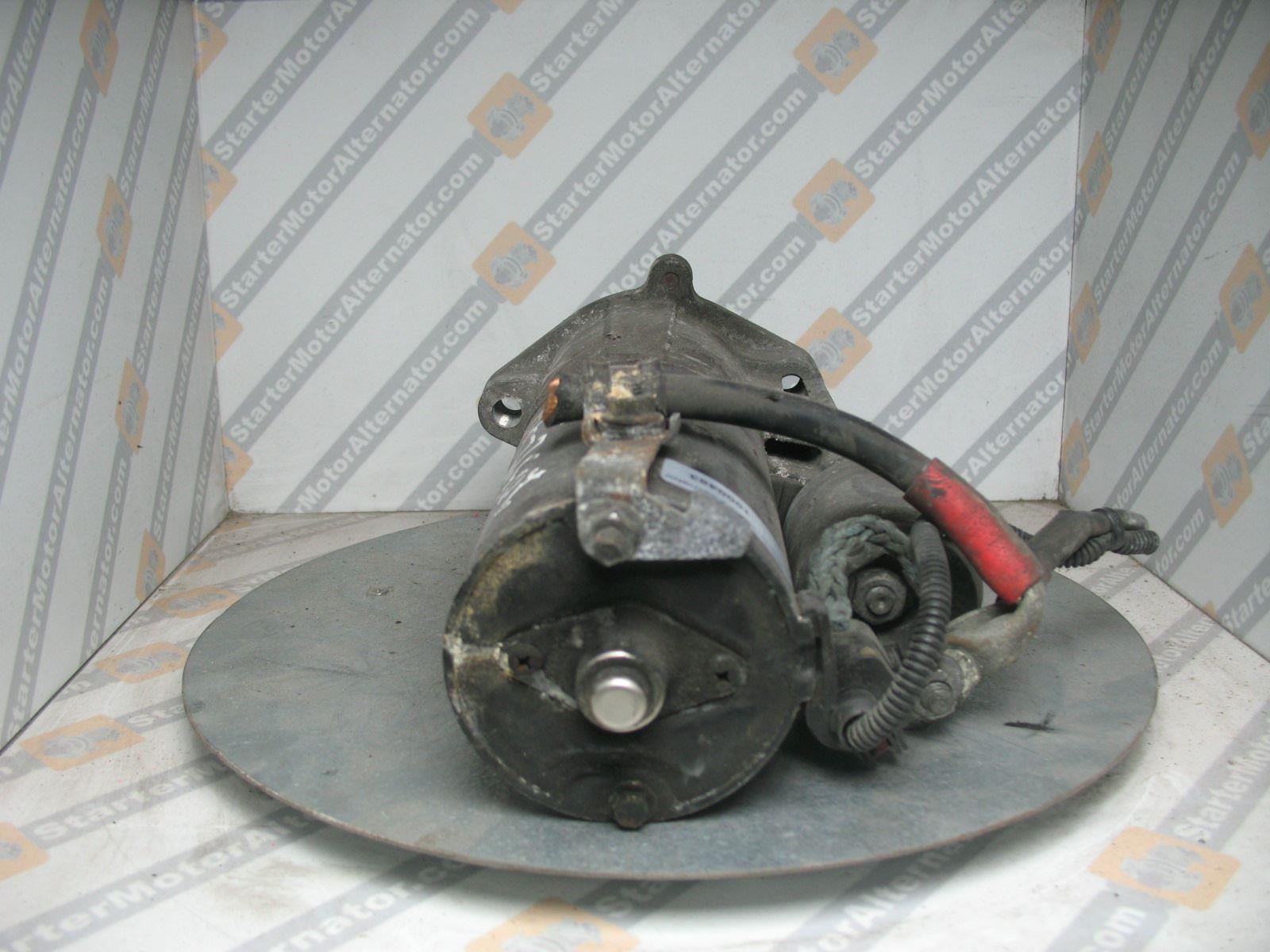 XIU1392 Starter Motor For Audi / Seat / Skoda