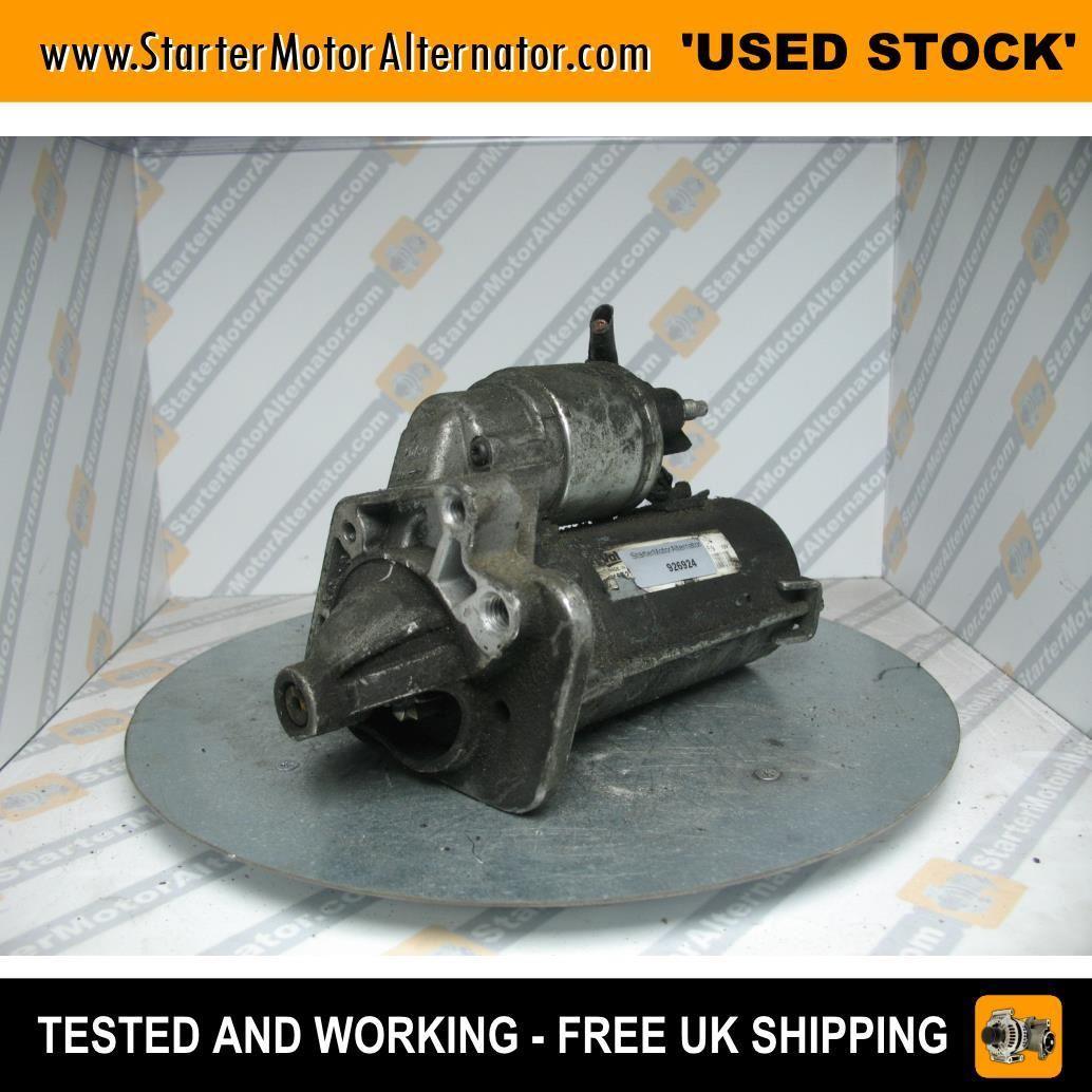 XIU1332 Starter Motor For Dacia / Mercedes Benz / Nissan / Renault