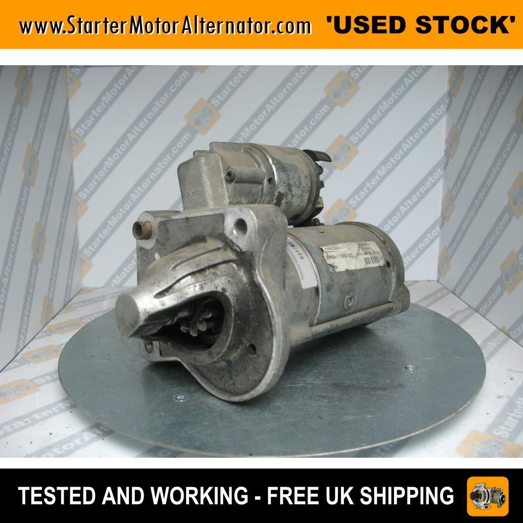 XIY2660 Starter Motor For Ford / Volvo