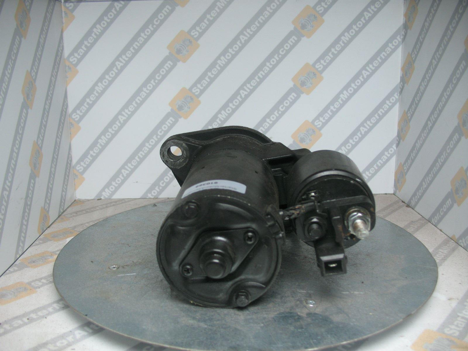 XIS2242 Starter Motor For Audi / Seat / Volkswagen
