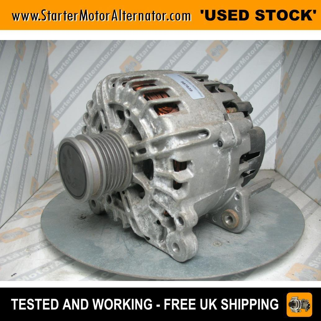XIK3629 Alternator For Seat / Skoda / Volkswagen