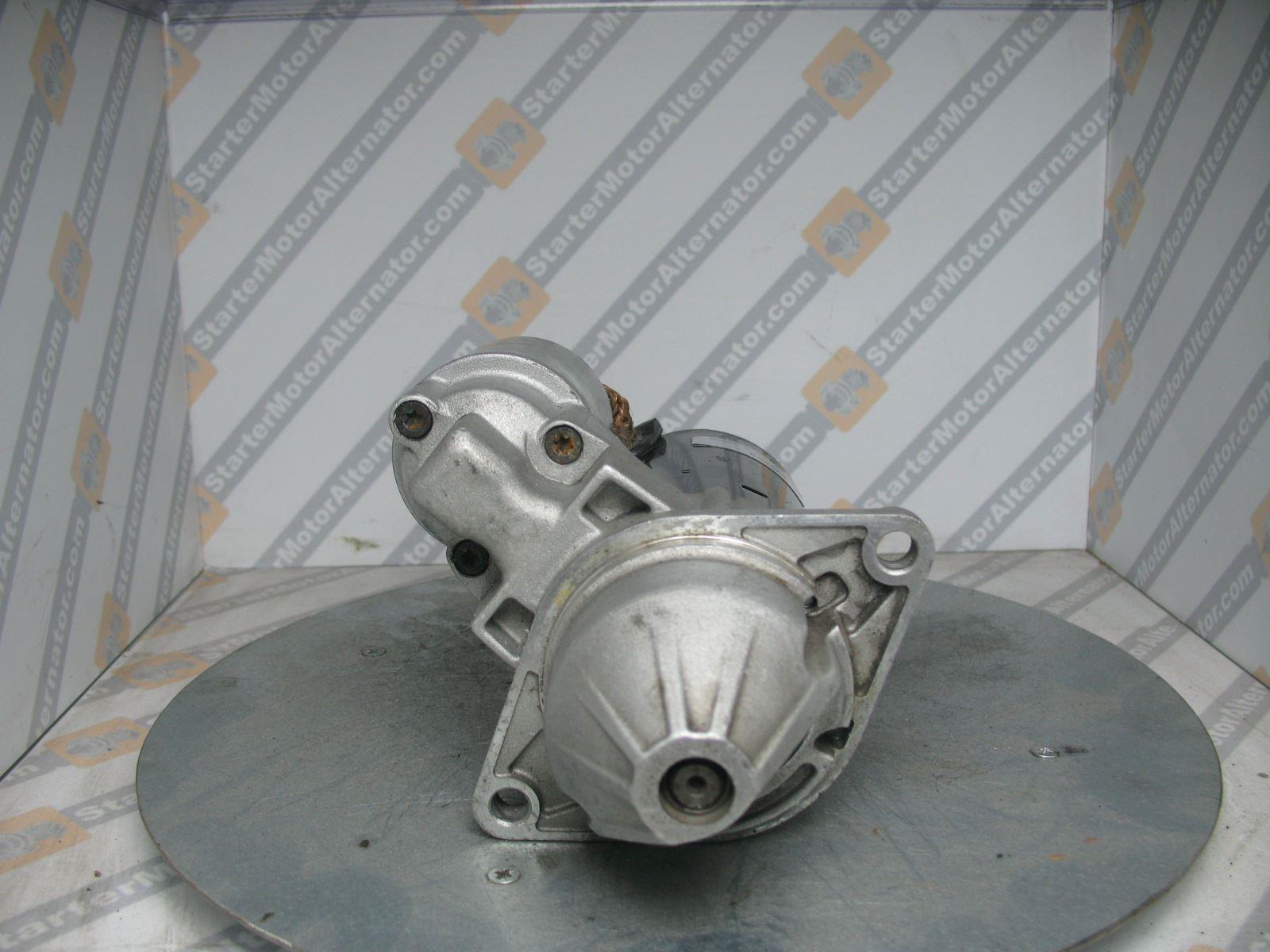 XIX1043 Starter Motor For Opel / Suzuki / Vauxhall