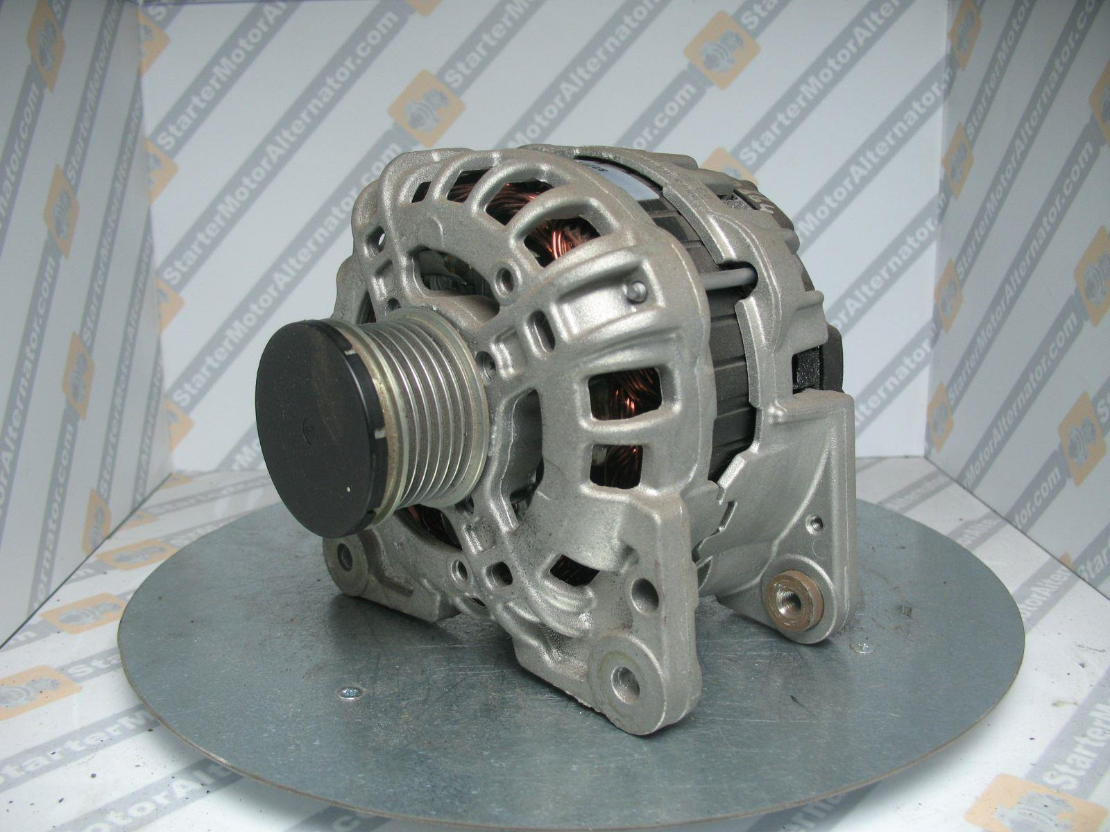 XIK3866 Alternator For