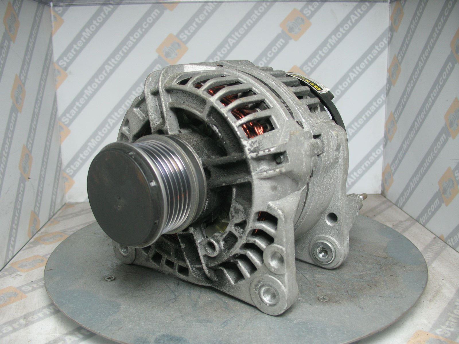 XIC1810 Alternator For Audi / Seat / Skoda / Volkswagen