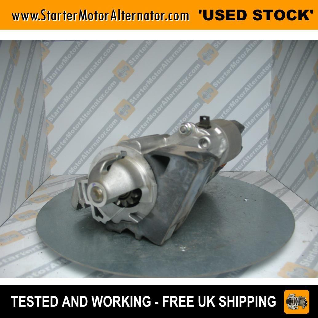 XIY3932 Starter Motor For BMW