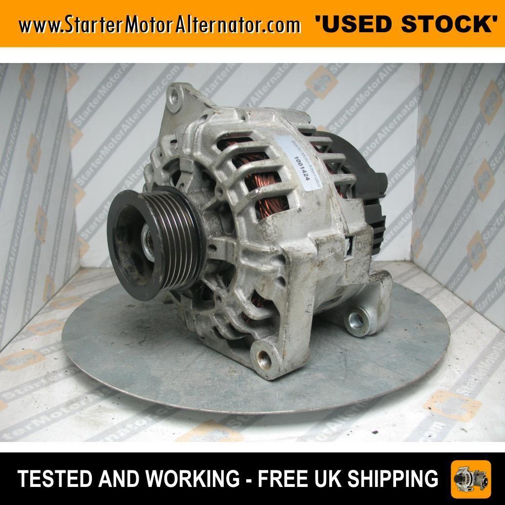 XIC1643 Alternator For Citroen / Fiat / Peugeot