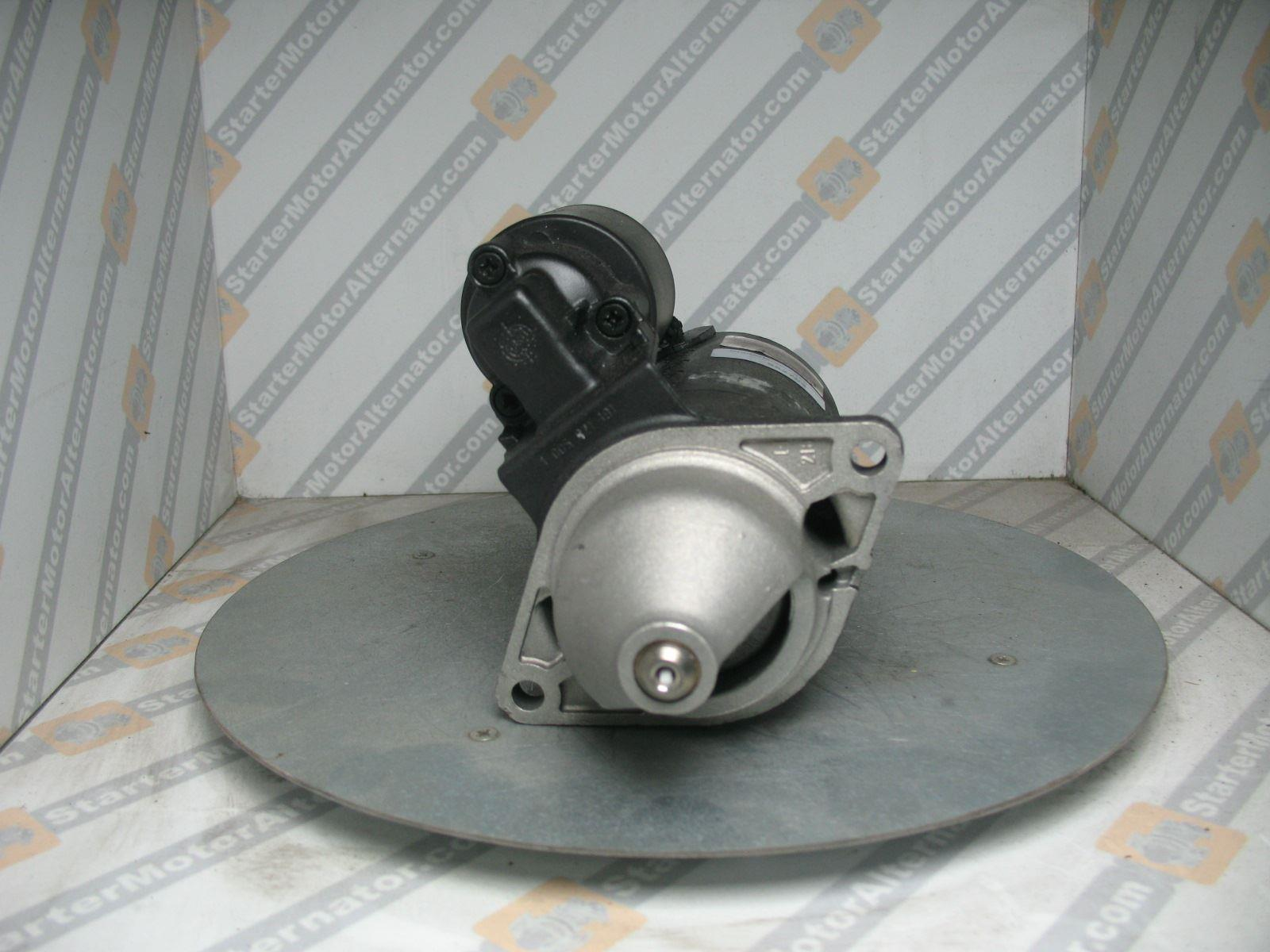 XIS1291 Starter Motor For Chevrolet / Daewoo