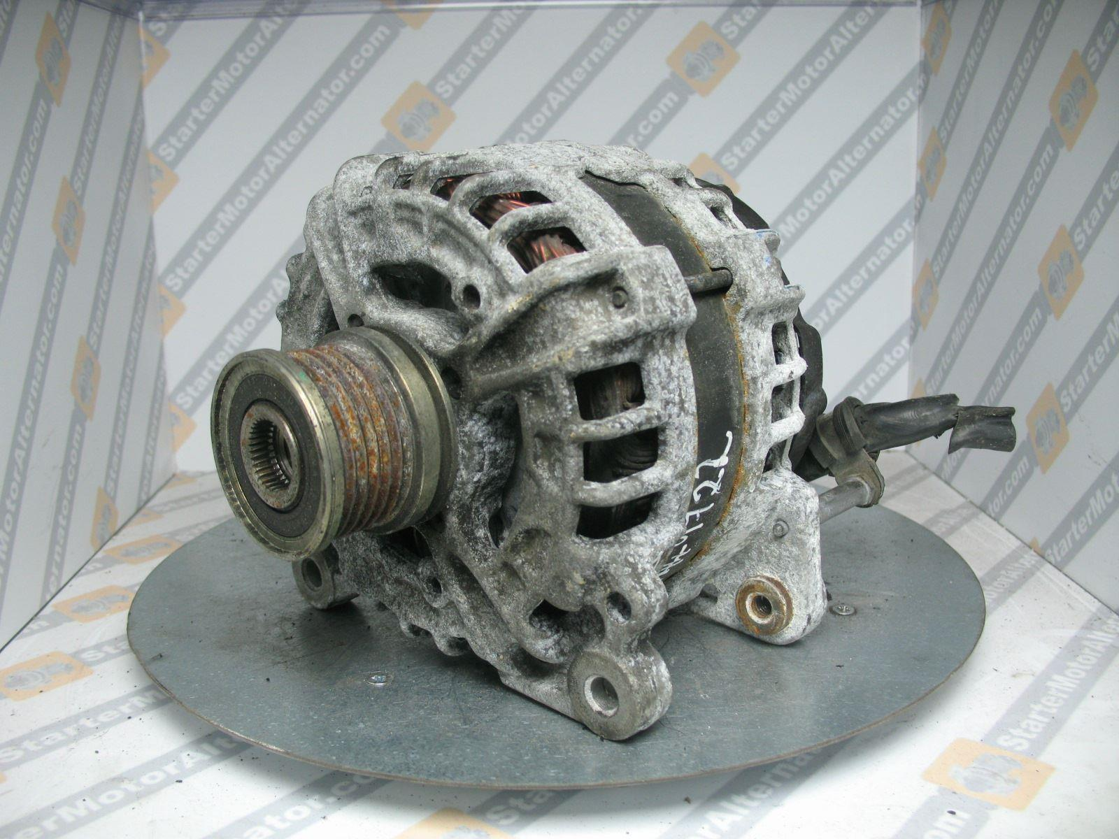 XIG1328 Alternator For Audi / Opel / Seat / Volkswagen