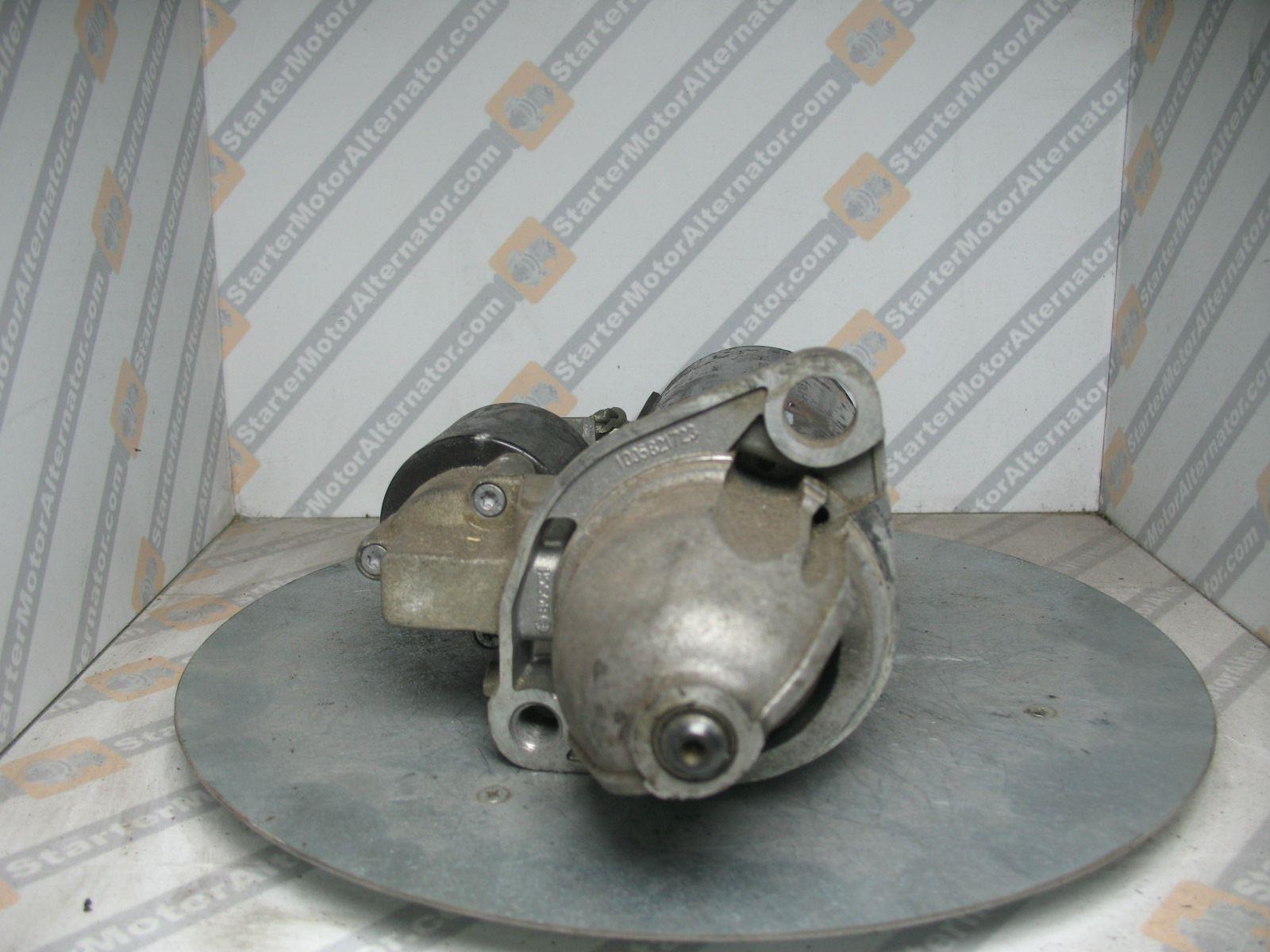 XIY1669 Starter Motor For Volkswagen