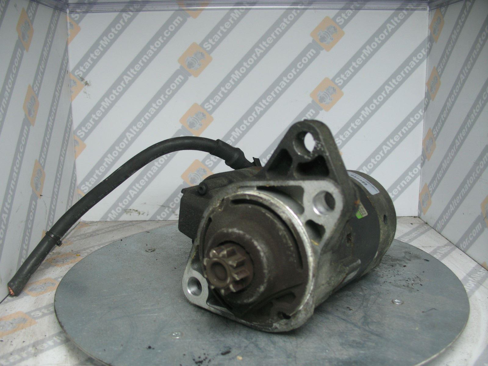 XIS1277 Starter Motor For Audi / Ford / Seat / Skoda / Volkswagen