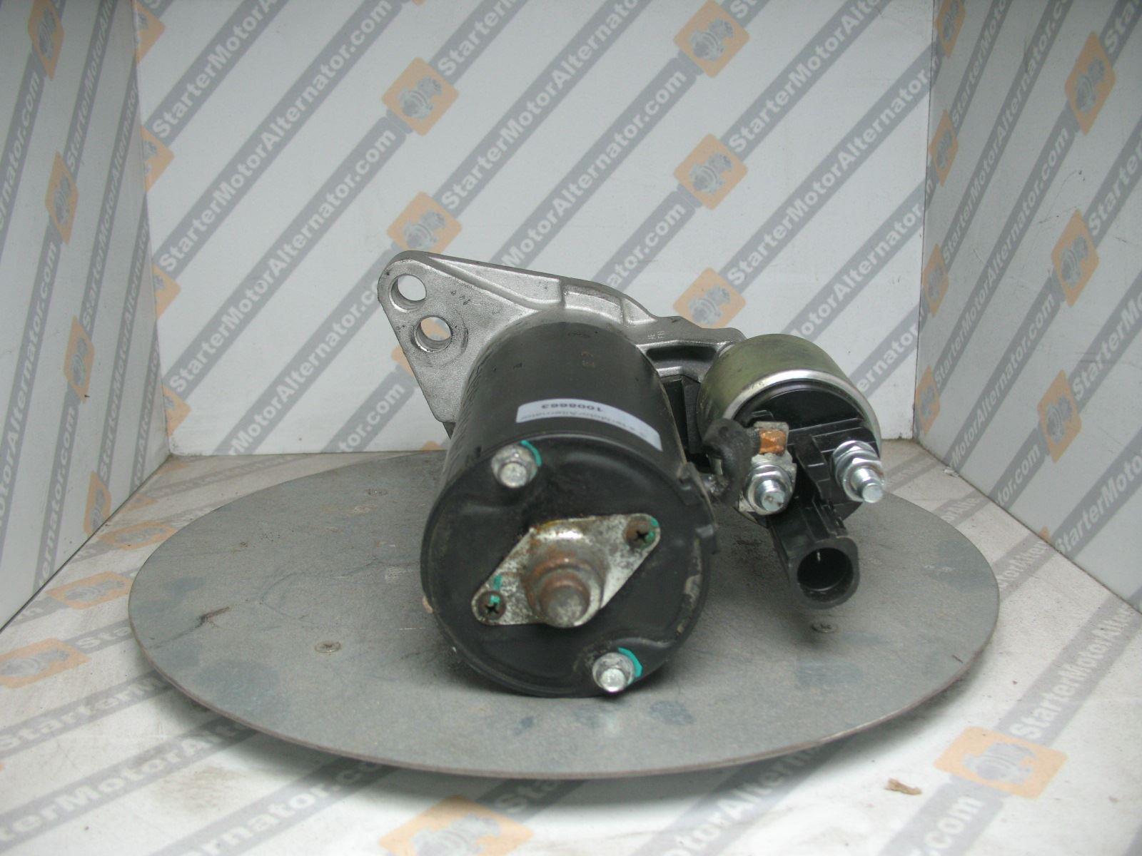 XIY2419 Starter Motor For Audi / Seat / Skoda / Volkswagen