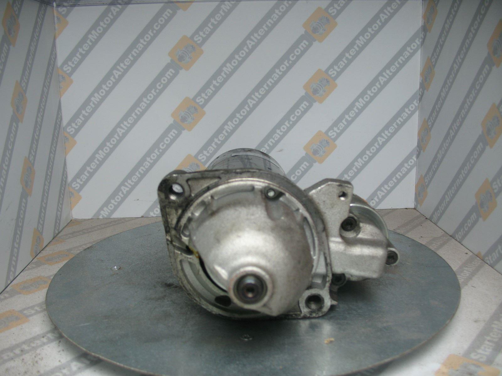XIS1234 Starter Motor For Mercedes Benz / Mercedes Bus/Truck
