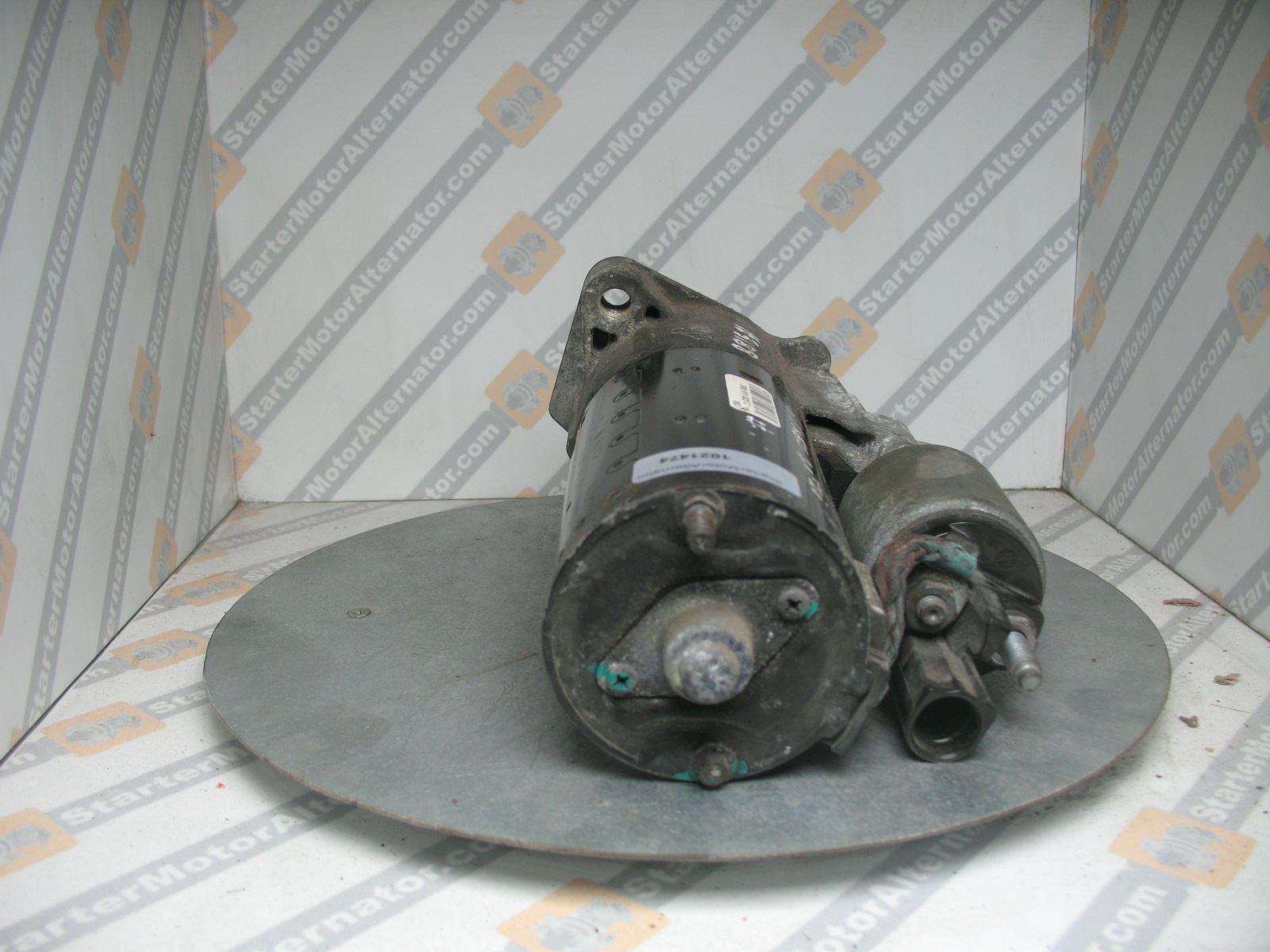 XIY2685 Starter Motor For Seat