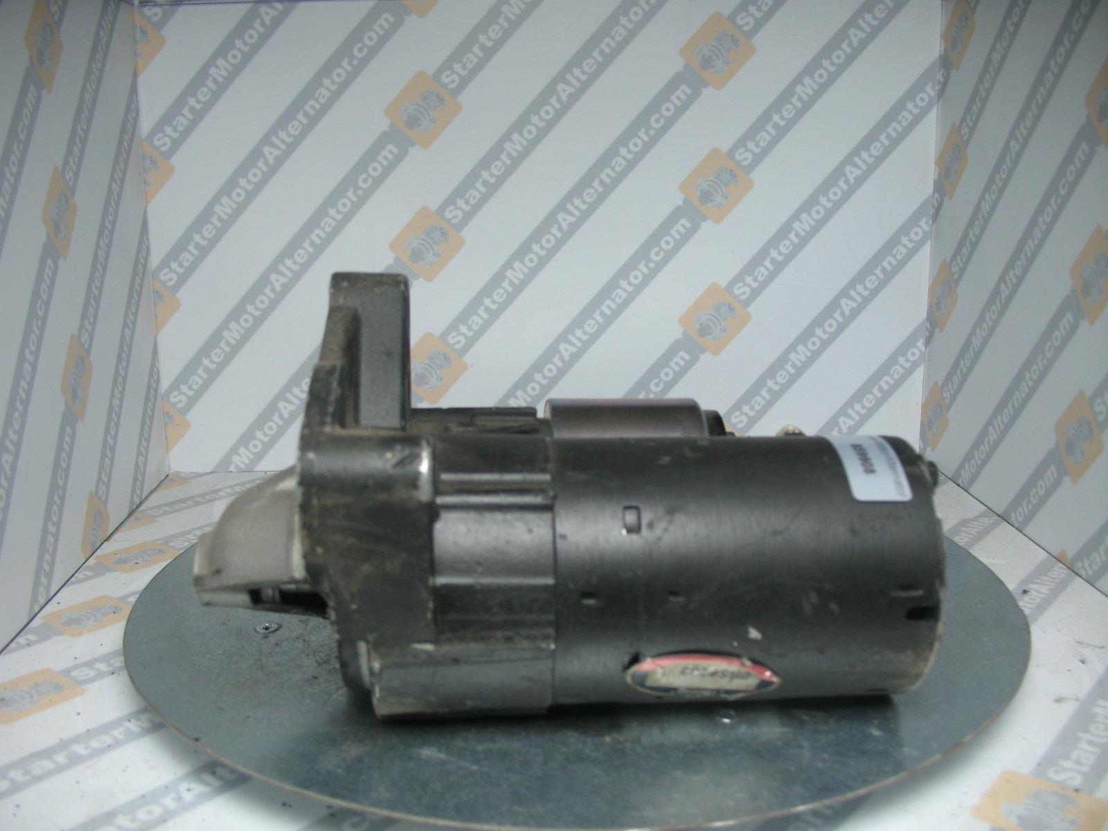 XIY2490 Starter Motor For Renault / Vauxhall