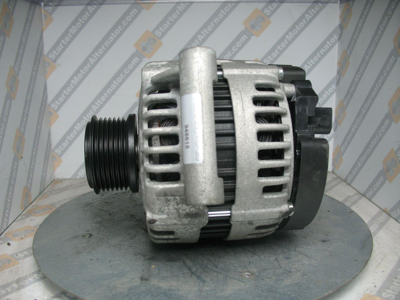 XIK2978 Alternator For Ford / Land Rover