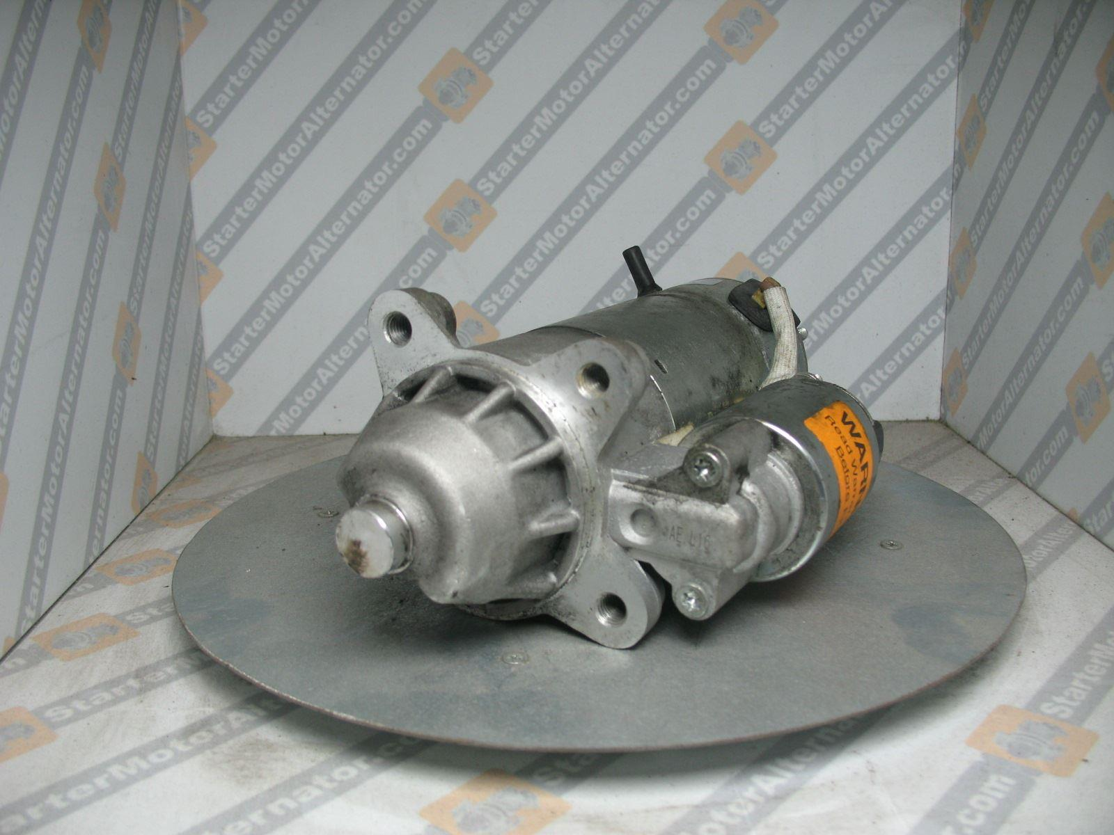 XIS1263 Starter Motor For Ford / Rover