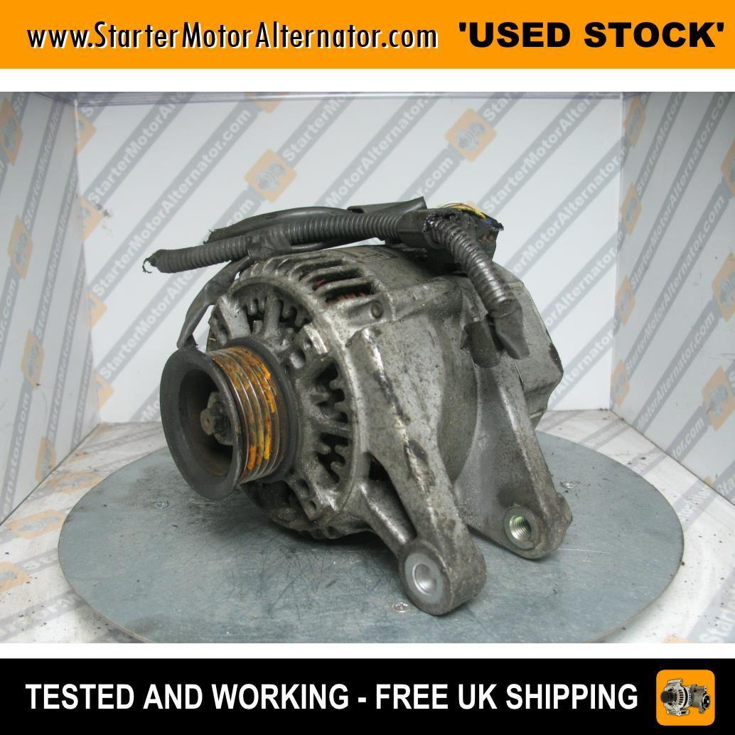 XIB1703 Alternator For Lotus / Toyota